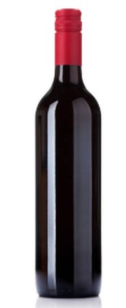 2013 Merlot North Carolina Bottle